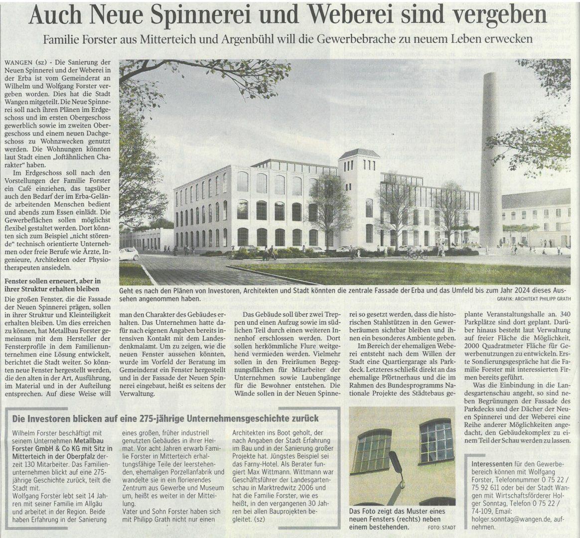 Schwäbische Zeitung 20170515_1