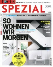 FOCUS-Spezial Ausgabe Okt./Nov. 2016